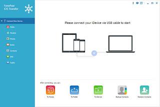 FonePaw iOS Transfer 2.0.0 Multilingual Full Crack