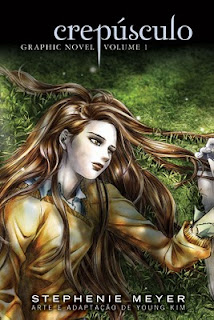 """Resenha: """"Crepusculo - Graphic Novel volume 1"""" (Young Kim) 13"""