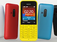 Firmware Nokia 220 Dual sIM RM-969 Version 20.14.11 Bi
