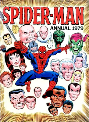 Marvel UK, Spider-Man Annual 1979