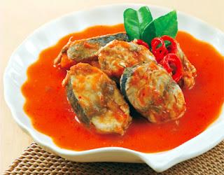 Resep asam padeh tongkol khas Padang