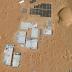 Google muestra fotografías de alta definición de supuestas instalaciones humanas en Marte