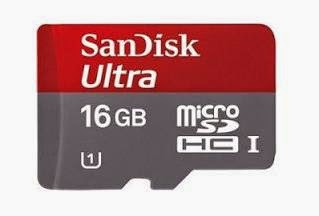 Steal Deal: Sandisk Micro SD Card 16 GB Class 10 Ultra just for Rs.449 Only with Free Home Delivery (Lowest Price)
