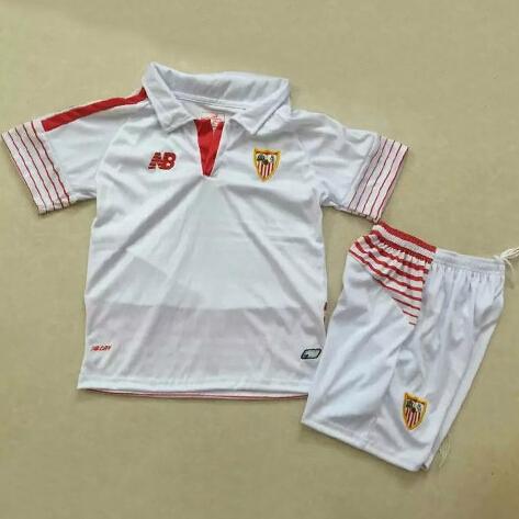 equipacion Sevilla FC niños