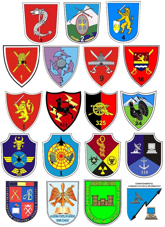 Нарукавні знаки армій країн НАТО