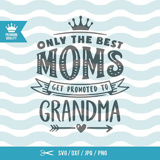 mothersday grandma gift svg