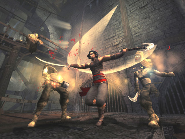 Prince of Persia 2 Warrior Within - PC Game Download Free
