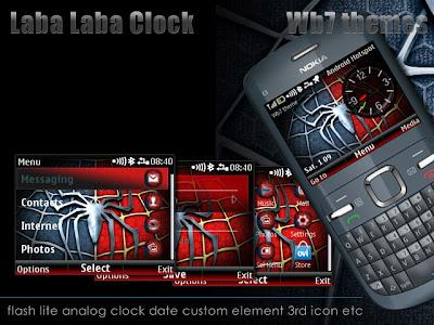 Spiderman,free,theme,asha,302,asha,200,asha,201,c3,x2