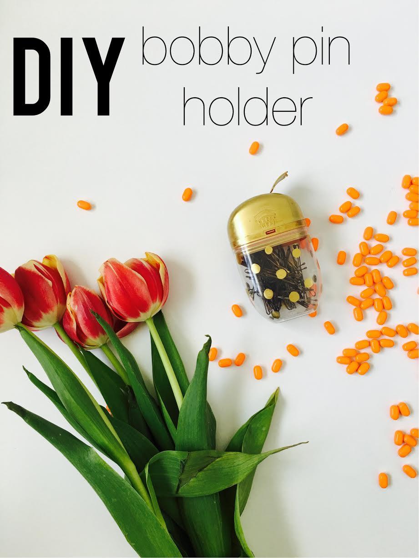Tulips, Tic Tacs, DIY