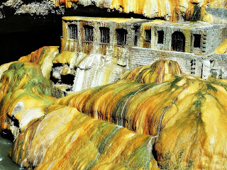 Ruínas do Hotel, Puente del Inca