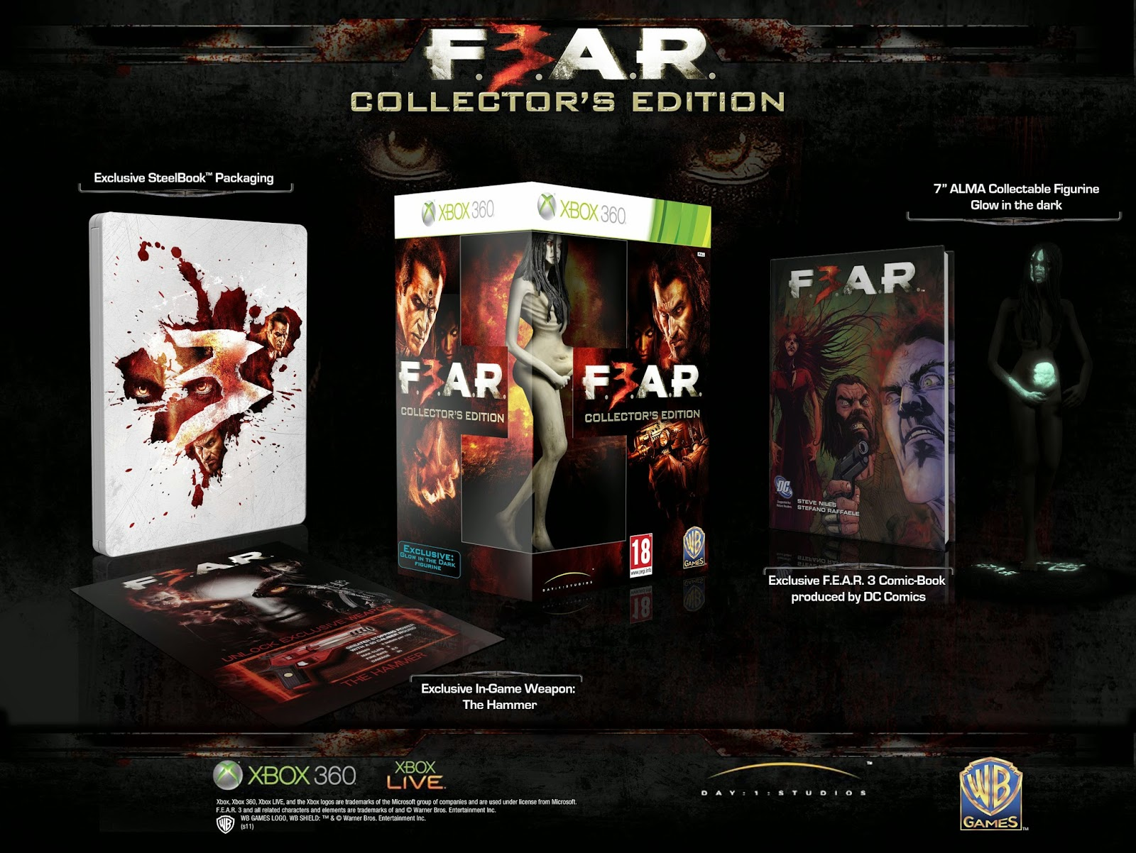 F.3.A.R. Collector's Edition
