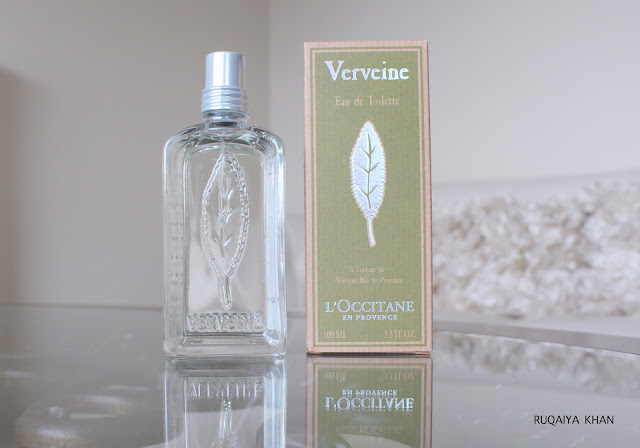 L'occitane Verbena Eau de Toilette Review