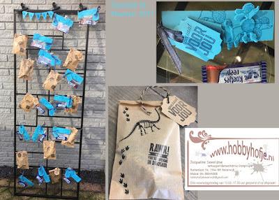 Creatief blog over kaarten maken en verkooppunt stampin 39 up for Cadeauzakjes xenos
