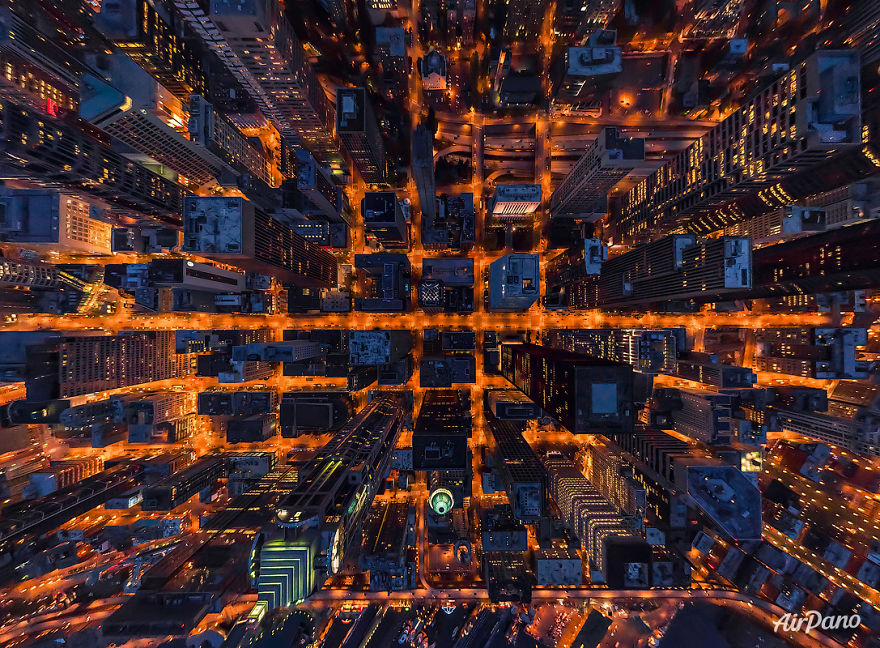 Beautiful Panoramic Pictures Of Famous Cities - Famous cities in usa
