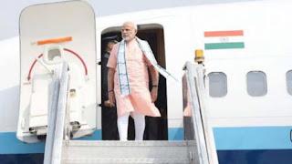 PM Modi Daman Visit