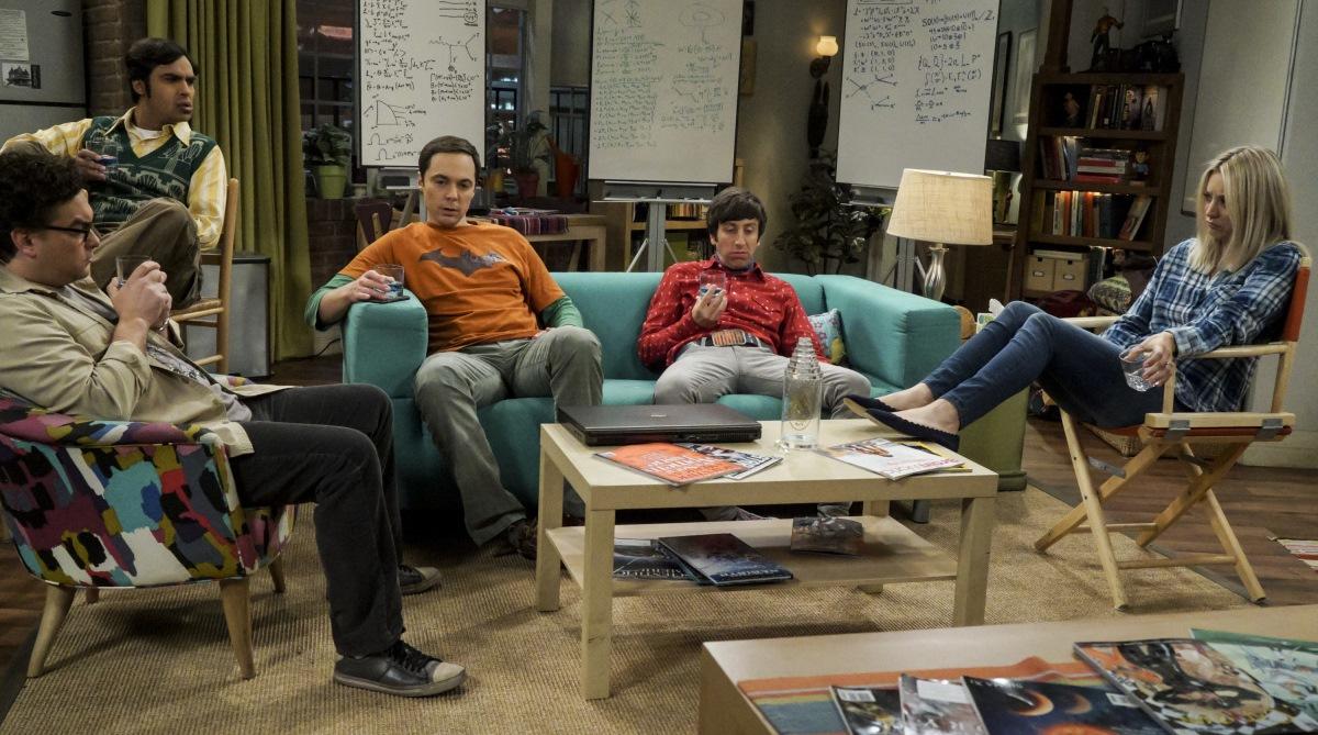 the big bang theory 11x02 latino
