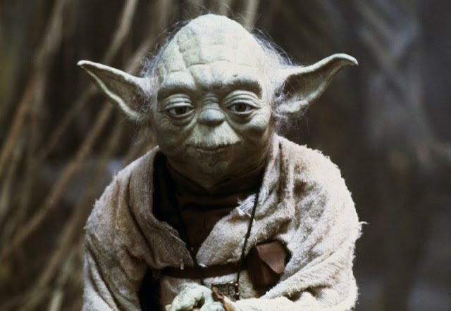 yoda  quotes from Star Wars movie