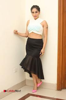 Actress Neha Bhasin  Stills at Janatha Garage Movie Audio Launch  0108.JPG