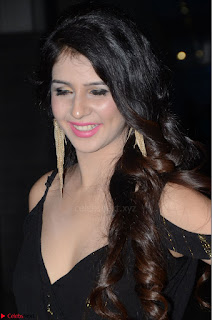 Kashish Vohra at Rogue Movie Audio Launch ~  (22).JPG