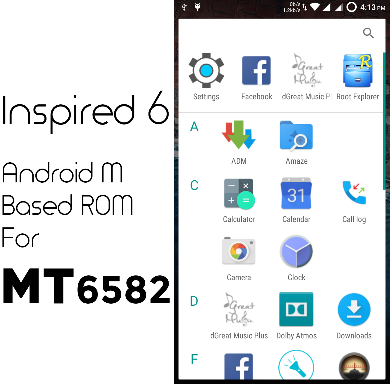 Mt6582 download