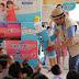 Hapee Kiddie together with Renowned Puppeteer Wanlu Teaches Kids on Proper Brushing in School Caravan