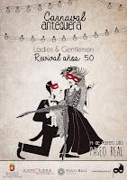 Carnaval de Antequera 2015 - Ladies & Gentlemen Revival años 50