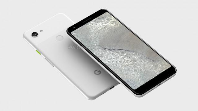 Rincian Terbaru Seputar Handphone Duo Google Pixel 3a