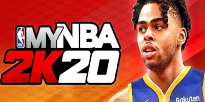 MyNBA2K20 Mod Apk + Data Download