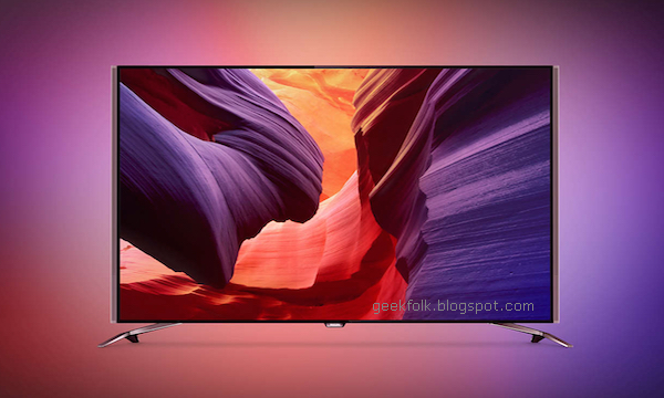 Philips 55PUS8601: 4K TV better by design?