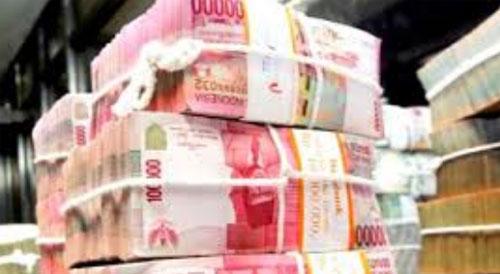 Ilustrasi Tumpukan Uang. Gambar dari Internet