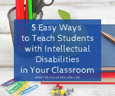 how to help students with learning disabilities in the classroom