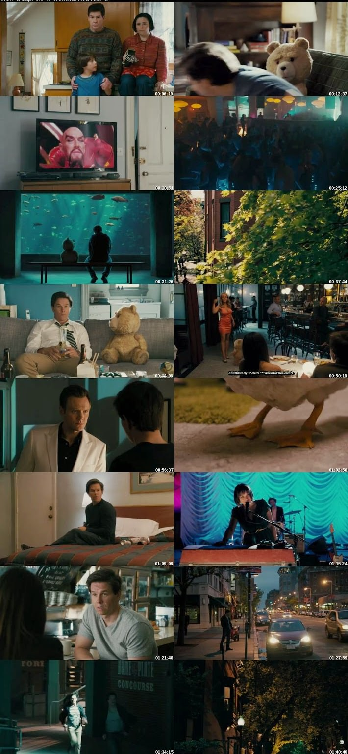Ted 2012 Dual Audio