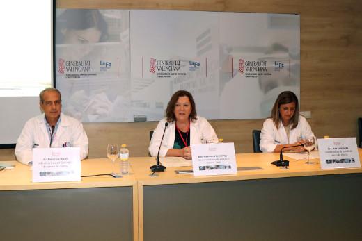 La Unidad de Gestión Clínica de Mama del Hospital La Fe atiende a más de 5.000 mujeres en 2018