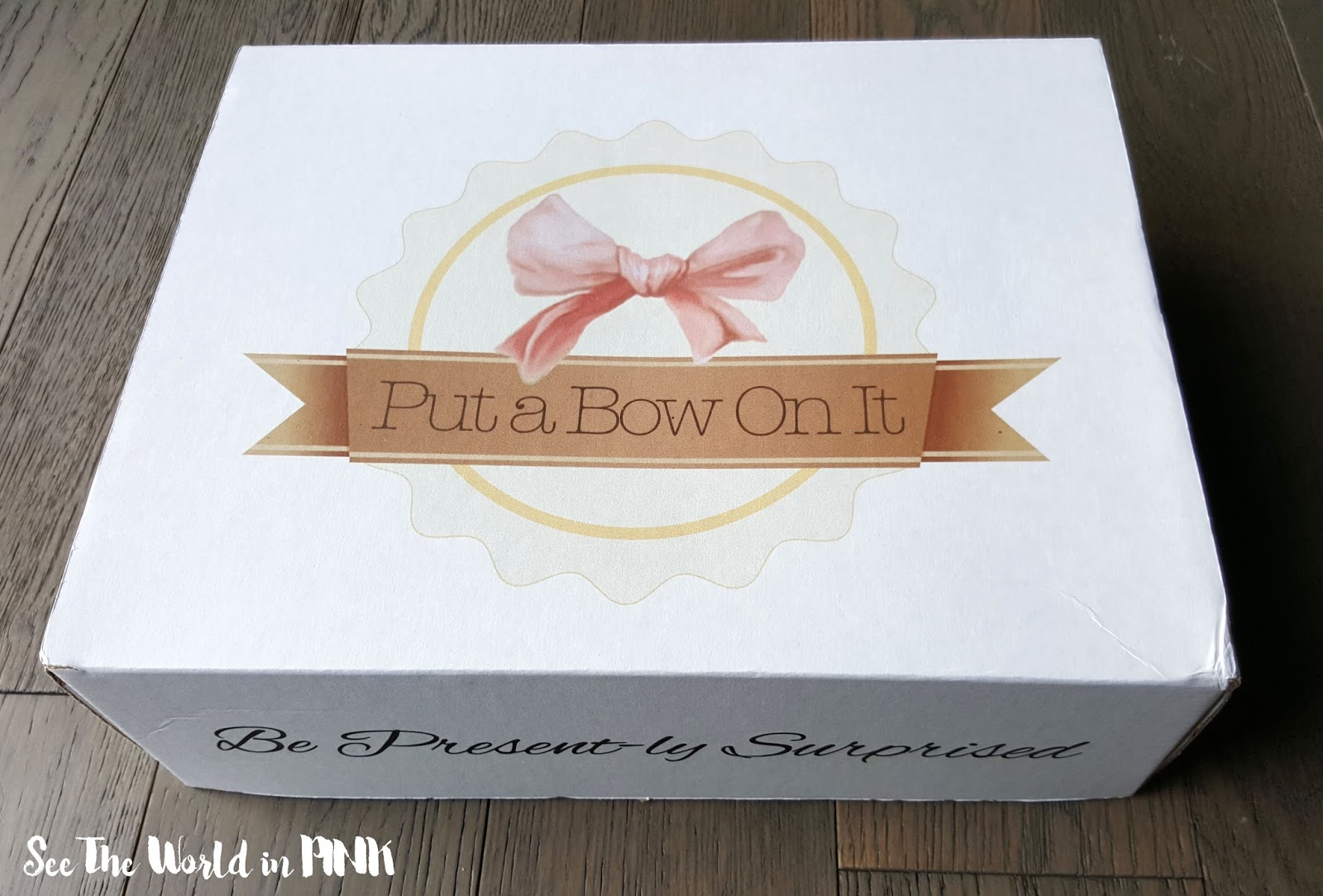 Put A Bow On It Premium Monthly Subscription - Unboxing and Review!