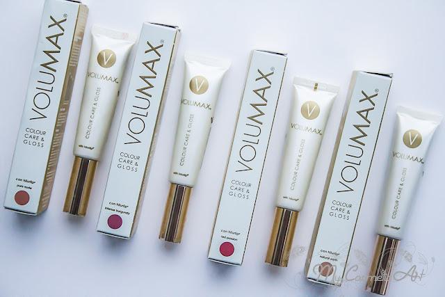 Volumax Colour Care & Gloss de Phergal Laboratorios