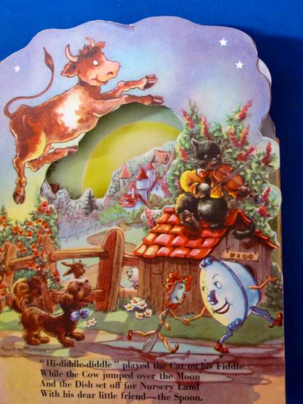 Kiddie Kut Books Molly B. Thomson Nursery Nonsense