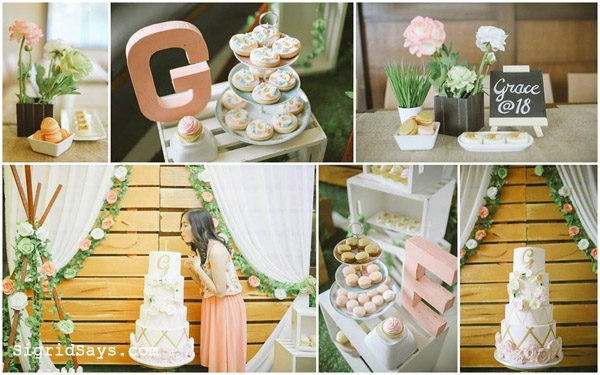 The Cake Room - Bacolod wedding suppliers