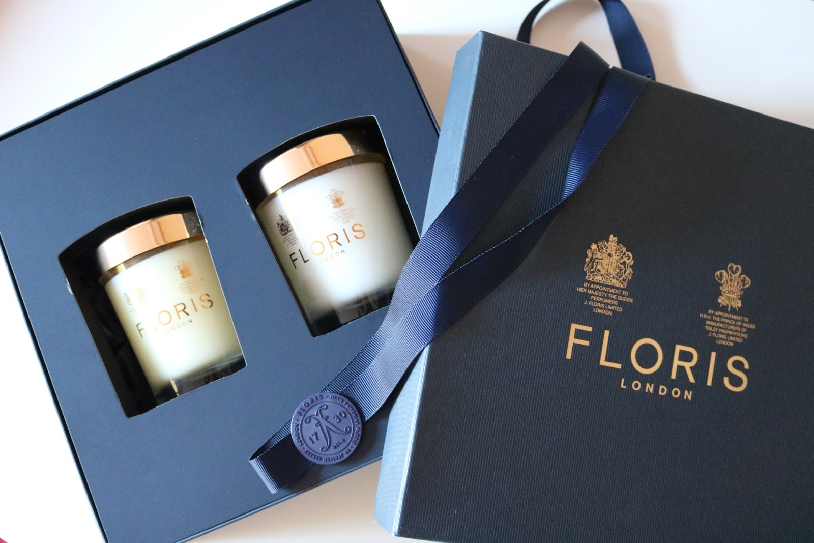 Oh Yes I M Talking About The Crème De La Of Luxury Candles Here And This Christmas They Have Most Gorgeous Gift Set