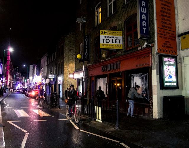 "Borondo ""Dia - Noche"" New Street Piece - East London (Part II) 3"