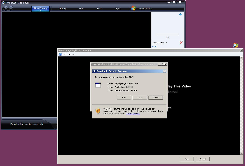 VirusTotal Blog: Social engineering attacks using DRM protected ASF