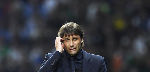 Chelsea coach - Antonio Conte