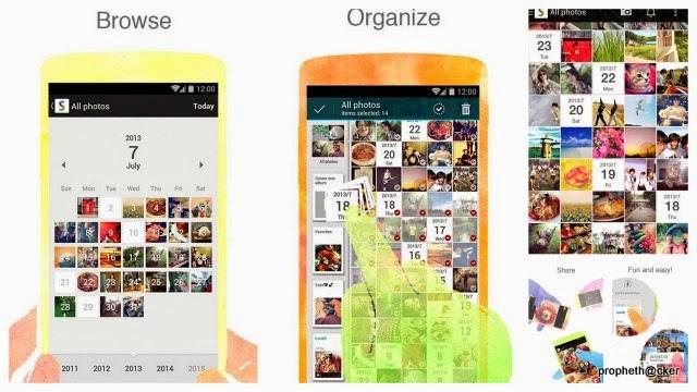 scene android app