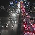 Avenida Salgado Filho com trânsito lento