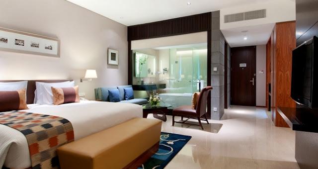 Mampir ke Bandung? Nginap di Hotel Hilton Aja