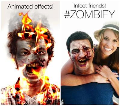 zombify - be a zombie zombify