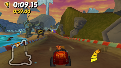 Download Game Crash Tag Team Racing (CTR) PCSX2 ISO Ukuran Kecil For Android