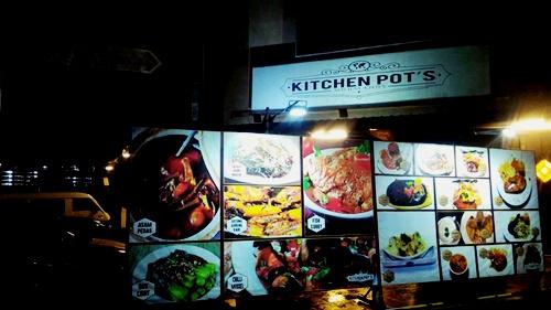Berbuka Puasa di Restoran Kitchen Pot's, Kajang