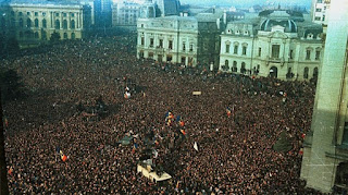 Revolutia romana- Decembrie 1989