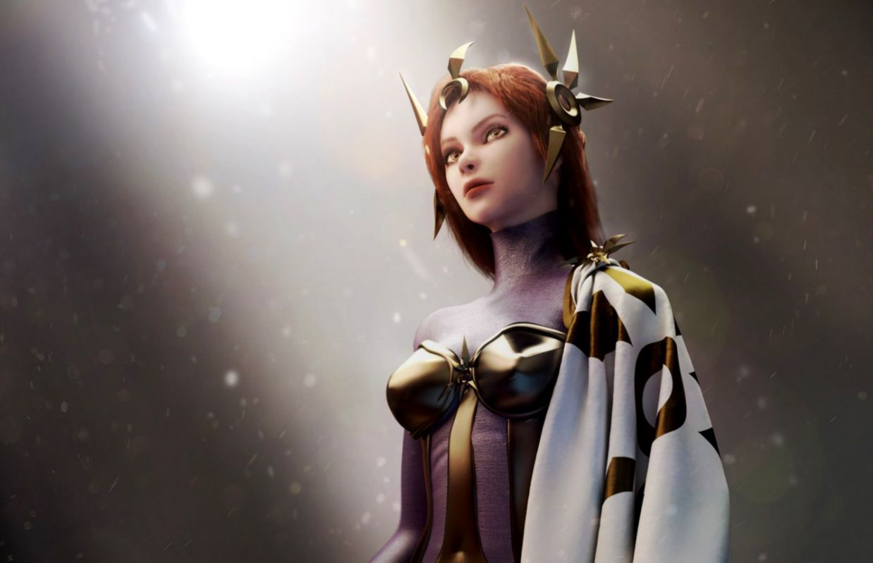 Leona Radiant Dawn League Of Legends Wallpaper Like Wallpapers