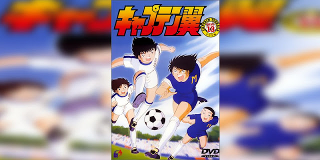 Rekomendasi anime Sports bertemakan Sepak Bola Terbaik Captain Tsubasa